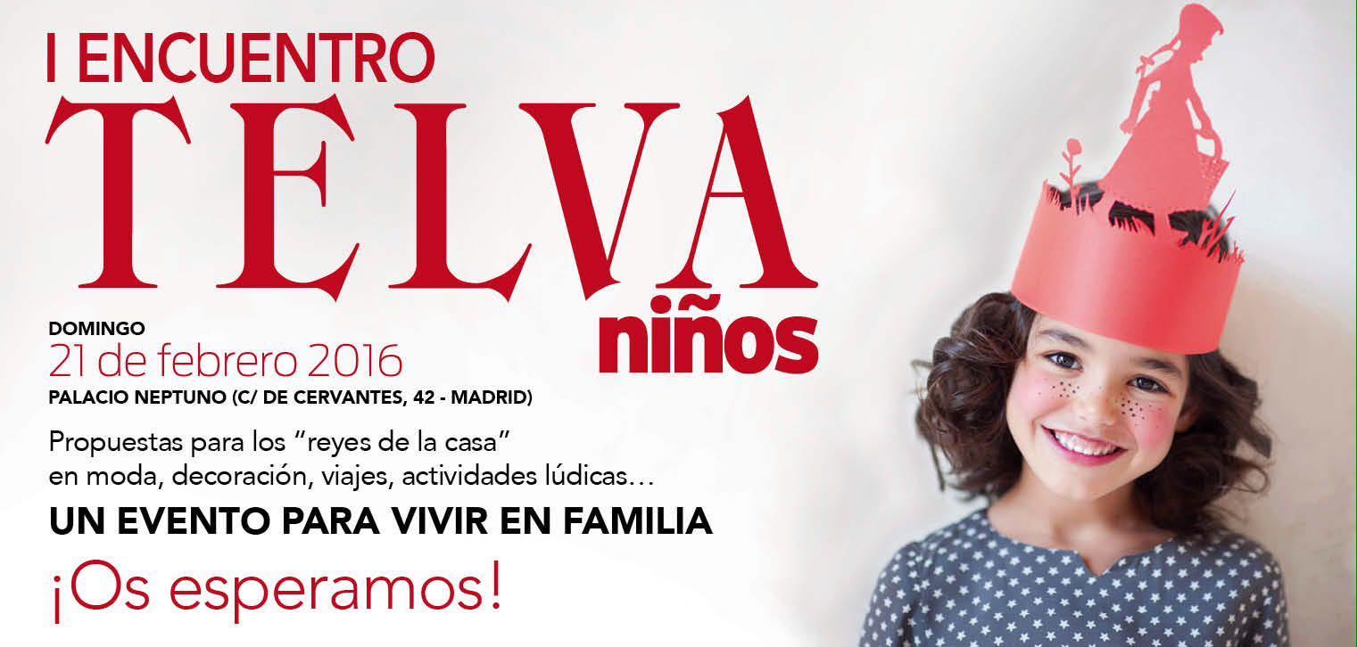 Feria Telva Niños Madrid