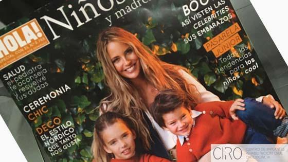 Revista Hola Niños Mejor dentista niños Madrid