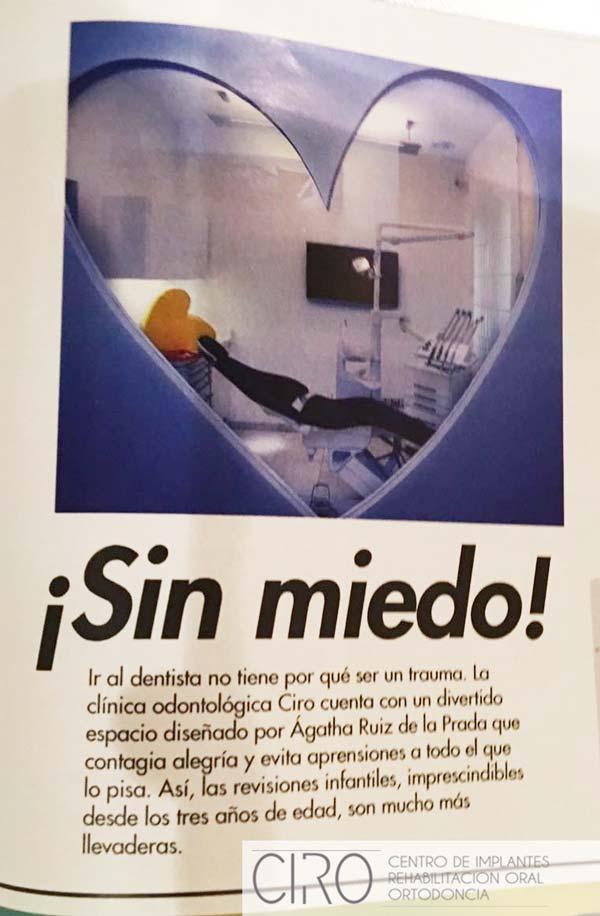 Clínica dental infantil en Madrid